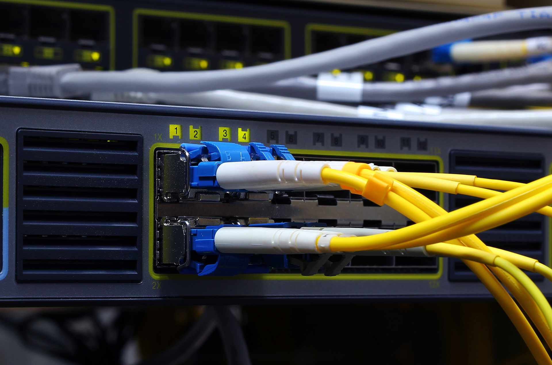 fiber optics networking southwest florida